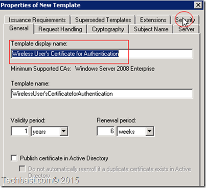 Setup Radius Server 2008 R2 For Wirelesswpawpa2 Enterprise Techbast
