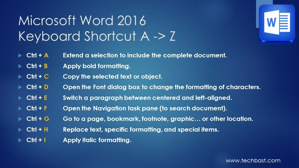 MS-word-2016-keyboard-shortcuts (2)