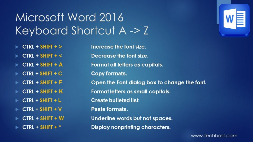 MS-word-2016-keyboard-shortcuts (9)