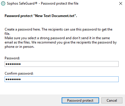 BEST WAY TO SEND PASSWORD PROTECTED FILES - How to Encrypt