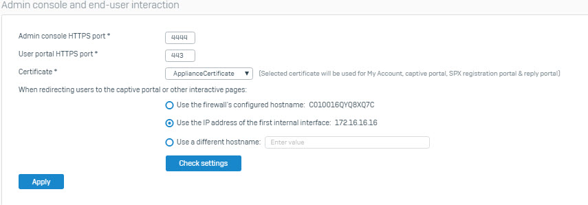 Sophos XG Firewall: How to configure access for SSL VPN remote users