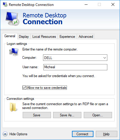 Troubleshoot Remote Desktop problems – Techbast