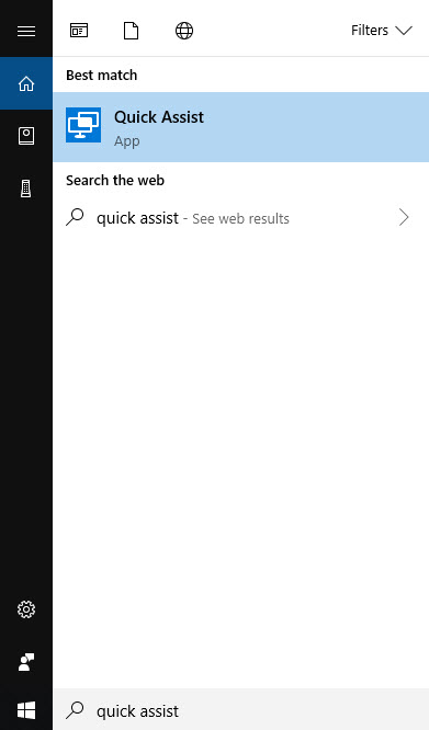 How to use Quick Assist to control a remote computer – Techbast